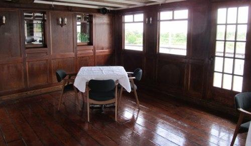 SS Keewatin Ballroom