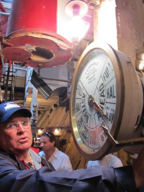 Keewatin Engine Room