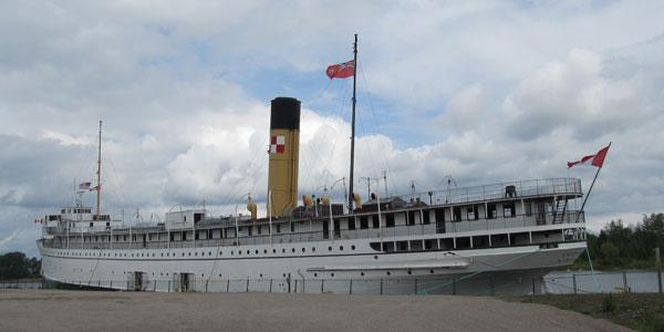 SS Keewatin