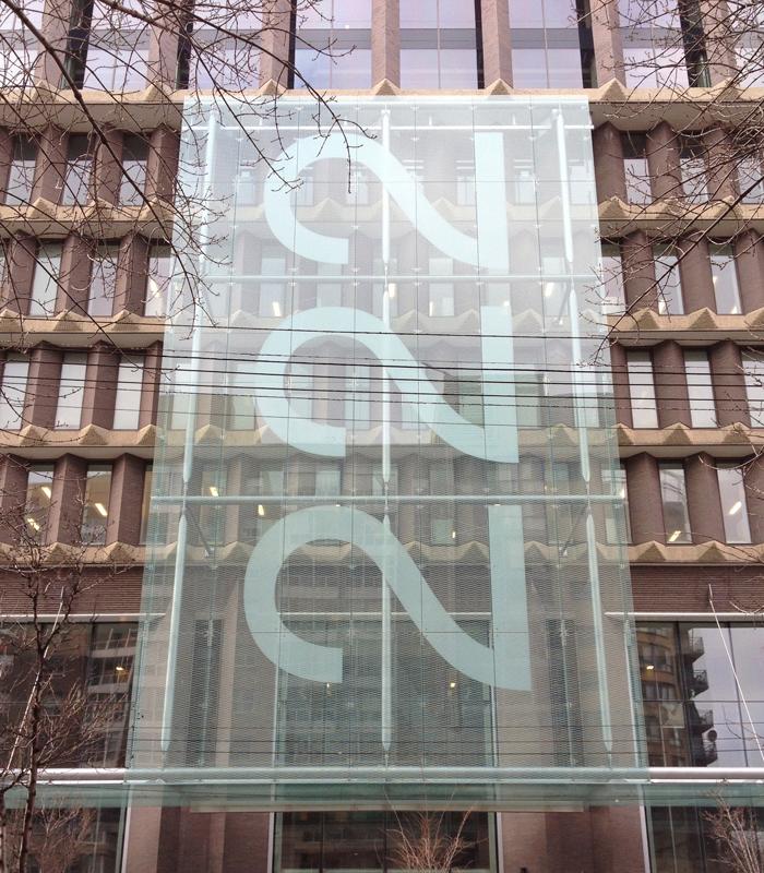Sears building, 222 Jarvis Street Toronto