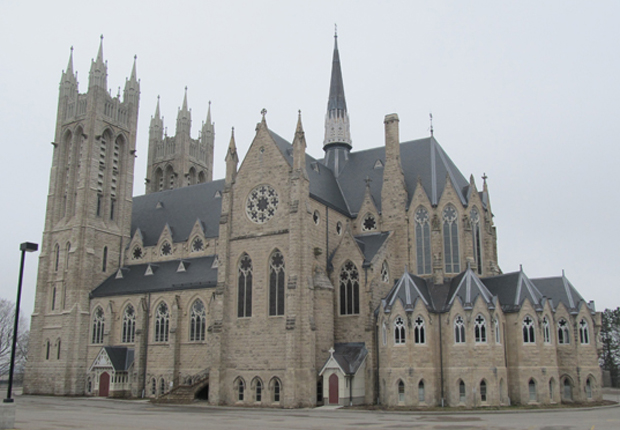 Our Lady of the Immaculate Conception, Guelph