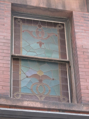 Massey Hall stained glass